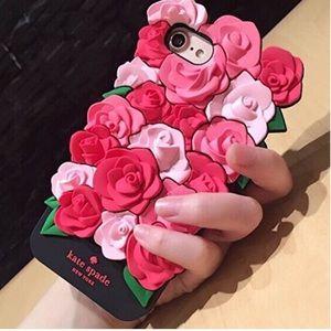 NEW🎀KATE SPADE🎀iPhone Case, Cute 3D